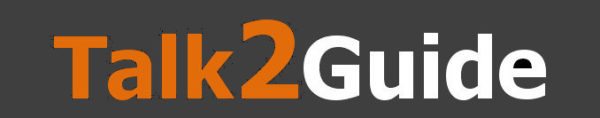 Logo Talk2Guide